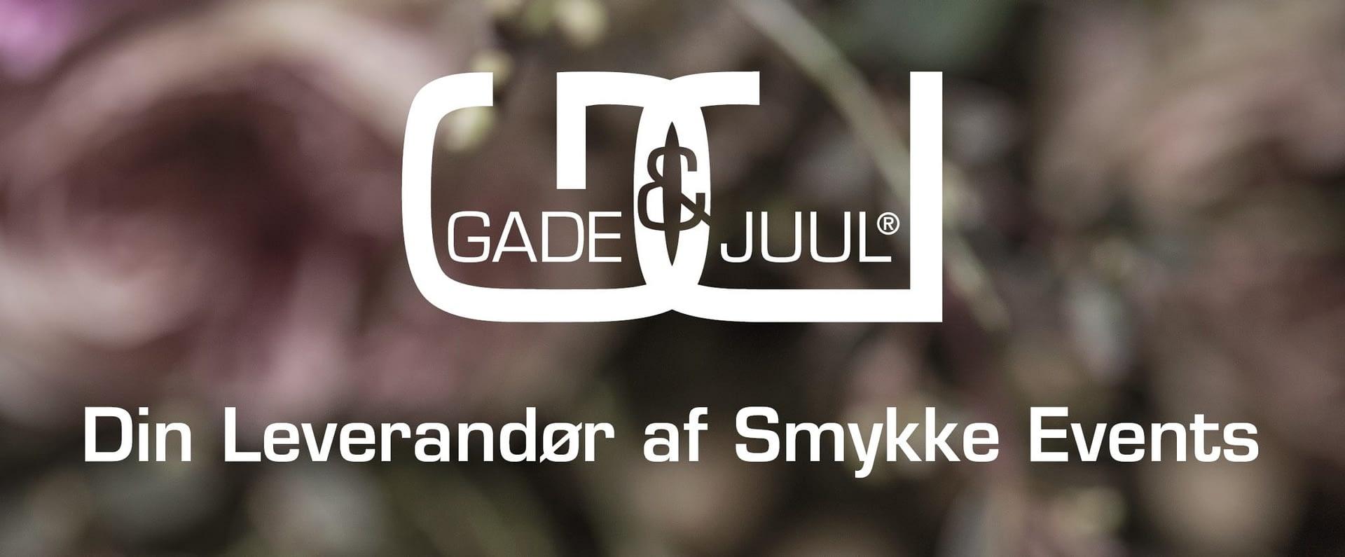 Logo for Gade&Juul