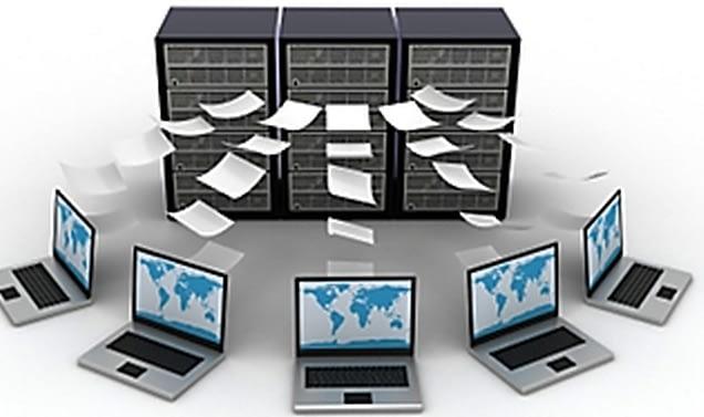 Overførsel af dokumenter